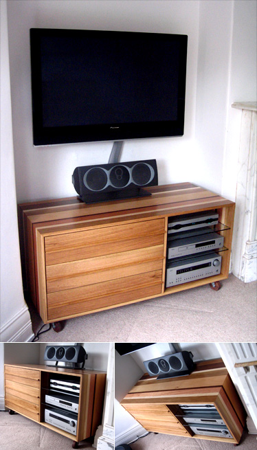 AV Striped Unit