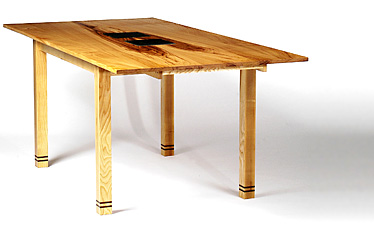 Extending Chestnut Table